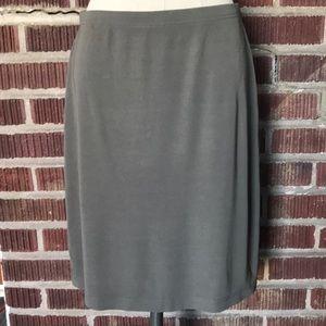 Old navy women's mini skirt with two splits.